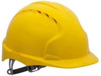 Helmet JSP EVO3 LINESMAN, yellow