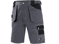 Shorts ORION DAVID, men´s, grey-black