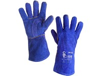 Gloves PATON, welding, blue, size 11