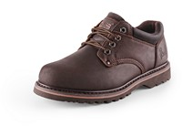 Low shoes ROAD MADISON, brown, size  45