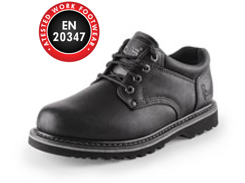 Low footwear ROAD LOVEL, black