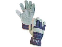Kombinované rukavice RON, vel. 10
