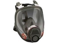 Celoobličejová maska 3M 6700