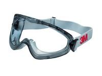 Ochranné brýle 3M 2890A, uzavřené, čirý zorník