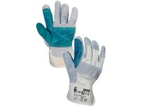 Gloves FALCO, combined, size 10