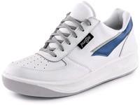 Low footwear PRESTIGE, white