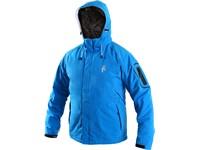 Pánská zimní bunda ALBANY, modrá
