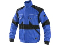 Jacket CXS LUXY EDA, men´s, blue-black