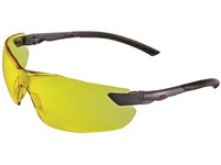 Spectacles 3M 2822, yellow visor