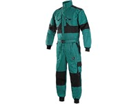 Overall CXS LUXY ALASKA, winter, men´s, green-black