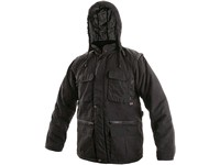 Men ́s padded jacket 2in1 GEORGIA, winter, men´s, black