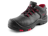 Low footwear CXS ROCK ORE S3, black