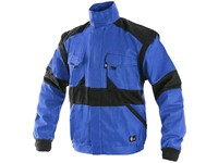 Jacket CXS LUXY EDA, prolonged, men´s, blue-black
