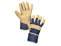 Gloves CXS ZORO WINTER, winter, combined, size 09