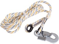 Rope LP 100 with carabine, 5 m