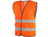 Vest 2RP, high visible, orange