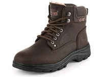 Ankle shoes ROAD GRAND WINTER, winter, brown, size  42