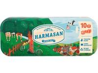 Toaletní papír HARMASAN RECYKL, 2-vrstvý, 10ks