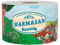 Toaletní papír HARMONY MAXIMA, 2-vrstvý, 69m