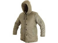 Padded jacket JUTOS, winter, khaki