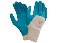 Gloves ANSELL EASY FLEX 47-200, dipped in nitrile