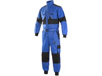Overall CXS LUXY ALASKA, winter, men´s, blue-black