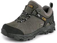 Low footwear combined trekking GO-TEX MOUNT COOK O2, grey