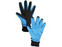 Rukavice DAGR, zimní, modročerné, vel. 05