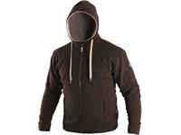Sweatshirt HARRISON, men´s, brown-beige