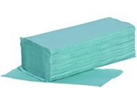 Papírové ručníky ZIK-ZAK, zelené