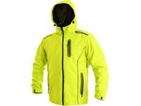 Pánská zimní bunda ANNAPOLIS, zeleno-žlutá