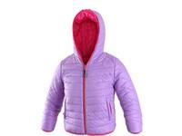 Dětská zimní bunda MEMPHIS, fialovo-růžová