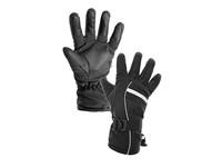 Zimní softshell rukavice CXS HEL