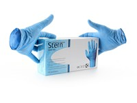 Gloves STERN, disposable, nitril
