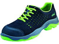 Low footwear ATLAS SL 20 GREEN S1, black-green
