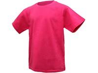 Tričko  DENNY, krátký rukáv, dětské, malinové