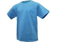 Tričko  DENNY, krátký rukáv, dětské, nebesky modré