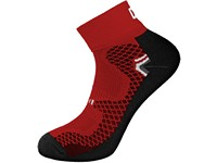Ponožky SOFT, červené