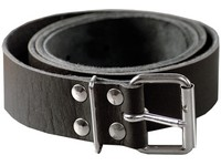 Belt 4 cm, leather