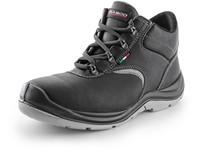 Kotníková obuv OXFORD O2, černá