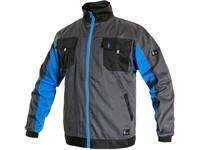 Jacket CXS PHOENIX PERSEUS, grey-bule