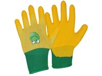 Gloves DRAGO-BLISTER, children, dipped in nitrile, size 07