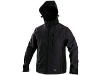 Jacket FRANCISCO, grey-black