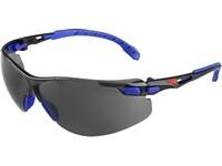 Brýle 3M SOLUS, šedý zorník, modro-černé