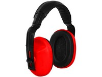 Ear muffs EP106, red