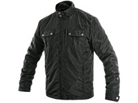 Men 's outdoor jacket  EDMONTON, black