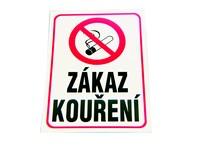 TABULKA plastová S - Zákaz kouření 379/05