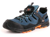 Sandal CXS LAND CABRERA S1, with steel toe cap., black-blue
