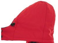 Bunda VEGAS, zimní, pánská, červeno-černá