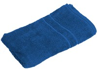 Terry towel 50 x 100 cm, royal blue